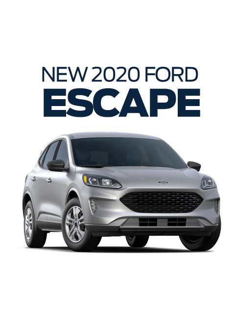 2019 Ford Escape - Shop Now!