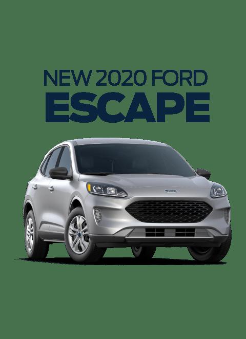 2019 Ford Escape - Shop Now!