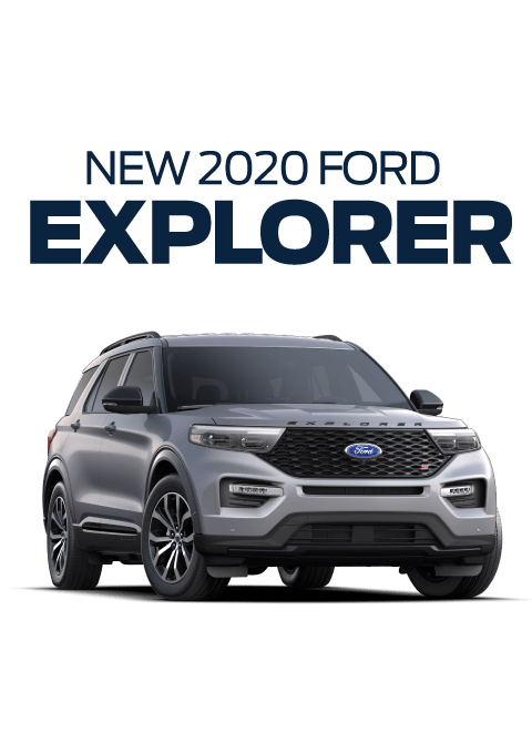 2019 Ford Explorer - Shop Now!