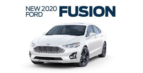 2019 Ford Fusion - Shop Now!