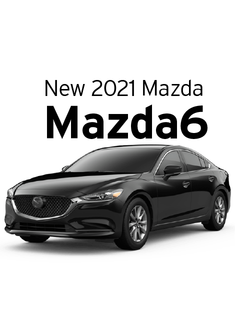 New Mazda6 - Shop Now!