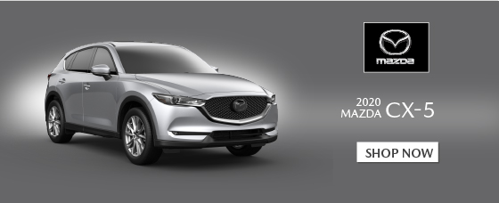Click to Shop 2020 CX-5 models