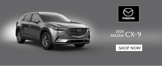 Click to Shop 2020 CX-9 models