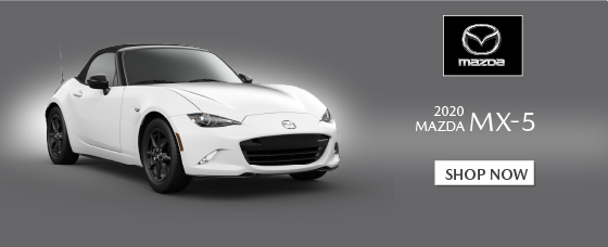 Click to Shop 2020 MX-5 models