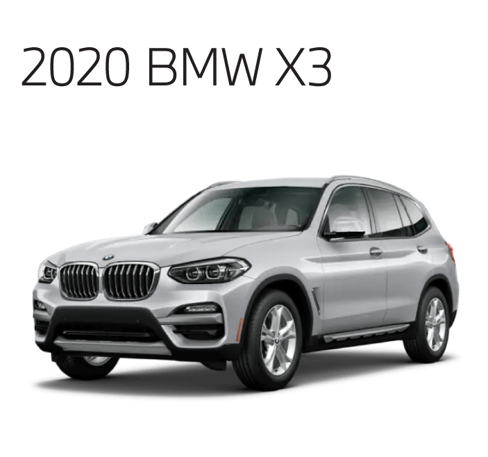 2019 BMW X3 - Shop Now