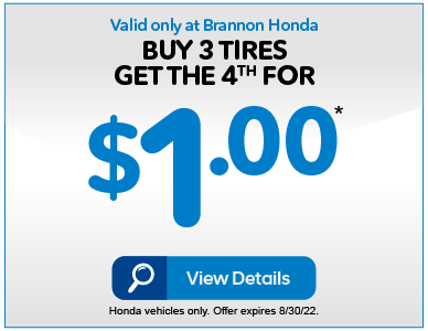 OIL CHANGE W/ TIRE ROTATION & MULTI-POINT INSPECTION $10 OFF* VIEW DETAILS