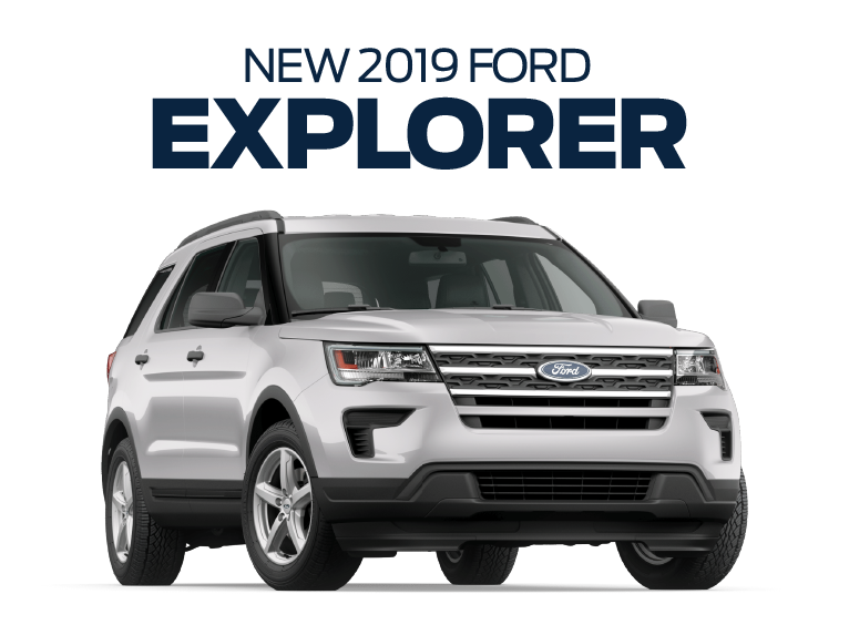 2019 Ford Explorer Near Hattiesburg, MS
