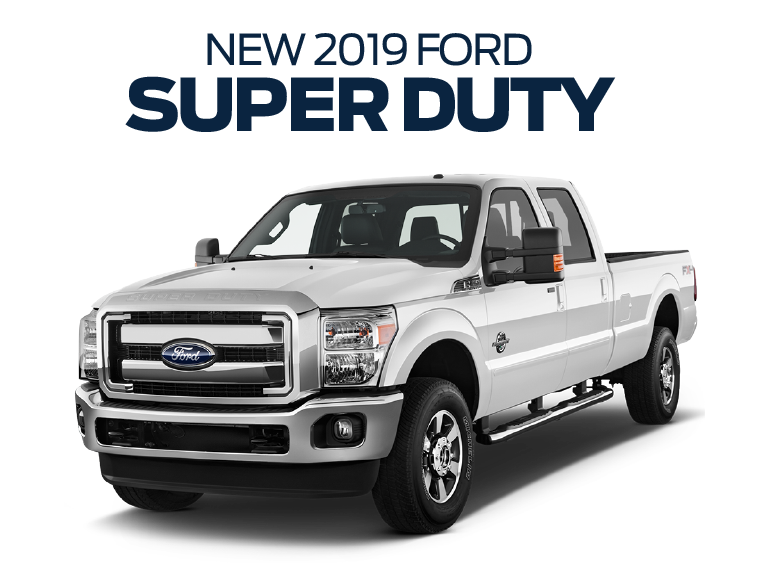 2019 Ford Super Duty Near Hattiesburg, MS