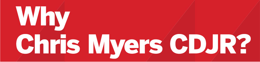 Why Buy at Chris Myers Chrysler Dodge Jeep Ram in Daphne