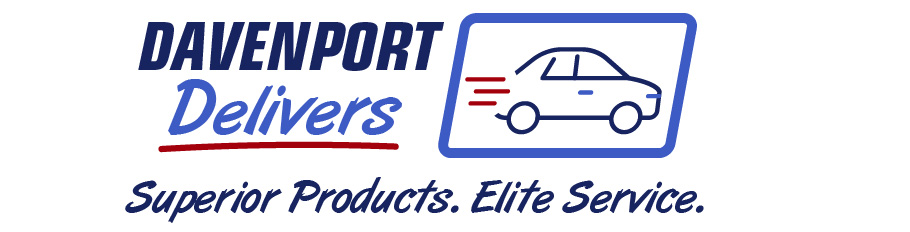 Davenport Delivers - Superior Products. Elite Service.