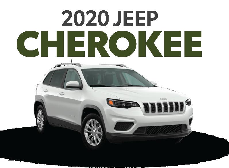 2020 Jeep Cherokee in Kinston, NC