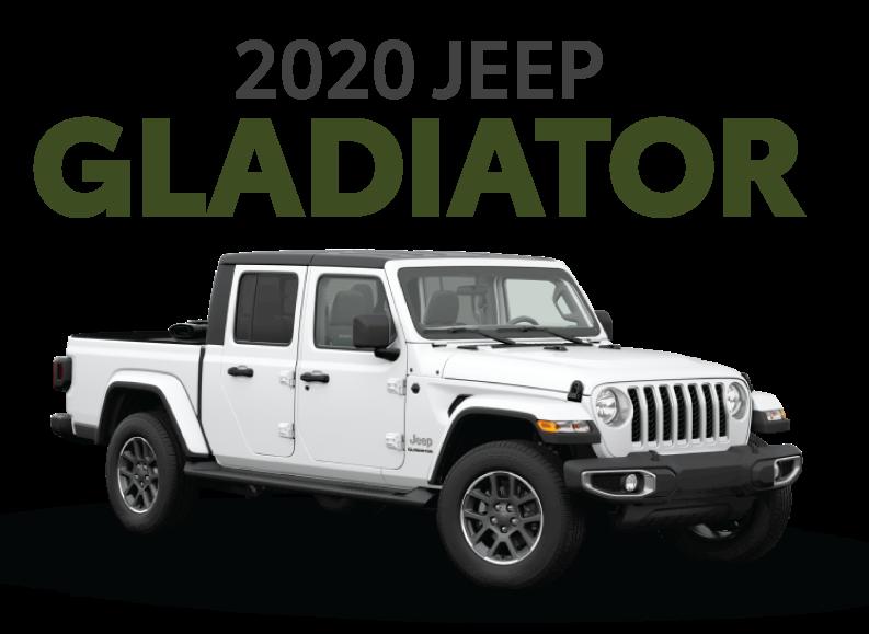 2020 Jeep Gladiator in Kinston, NC