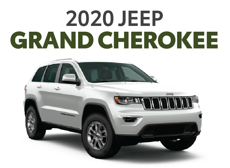 2020 Jeep Grand Cherokee in Kinston, NC