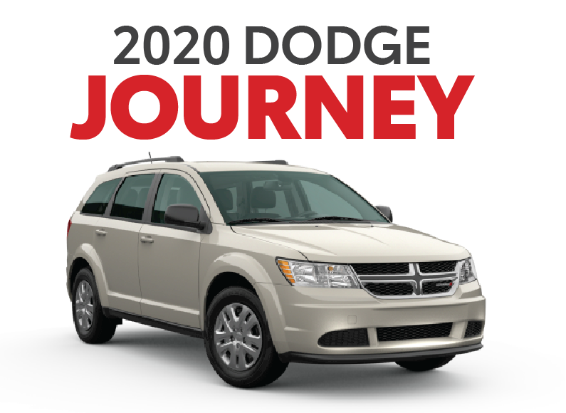 2020 Dodge Journey in Kinston, NC