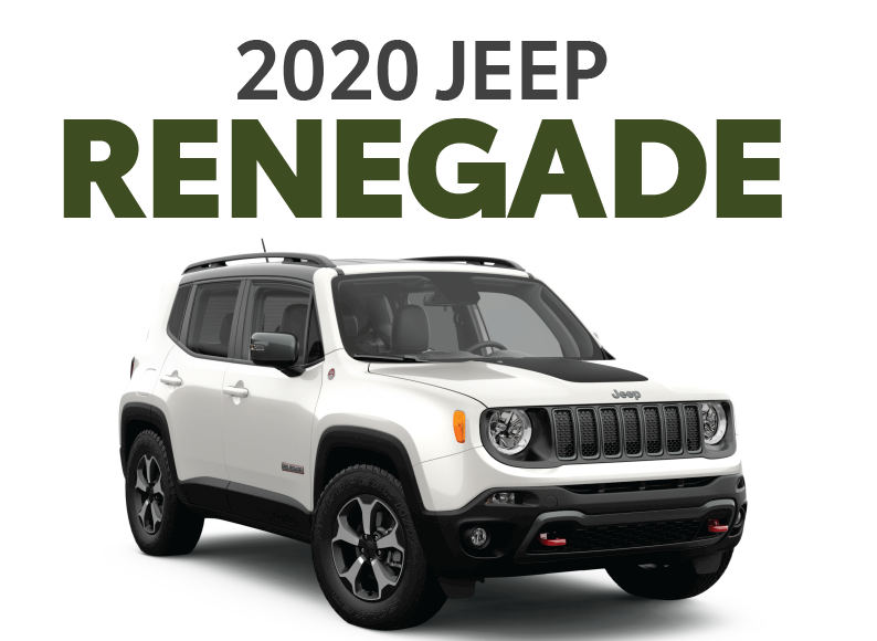 2020 Jeep Renegade in Kinston, NC