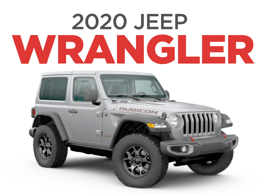 New 2020 Jeep Wranglers Special