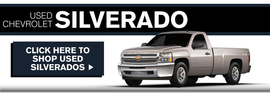 Used Chevy Silverado Houston