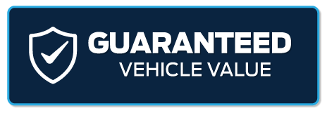 Get your guaranteed vehicle trade-in value
