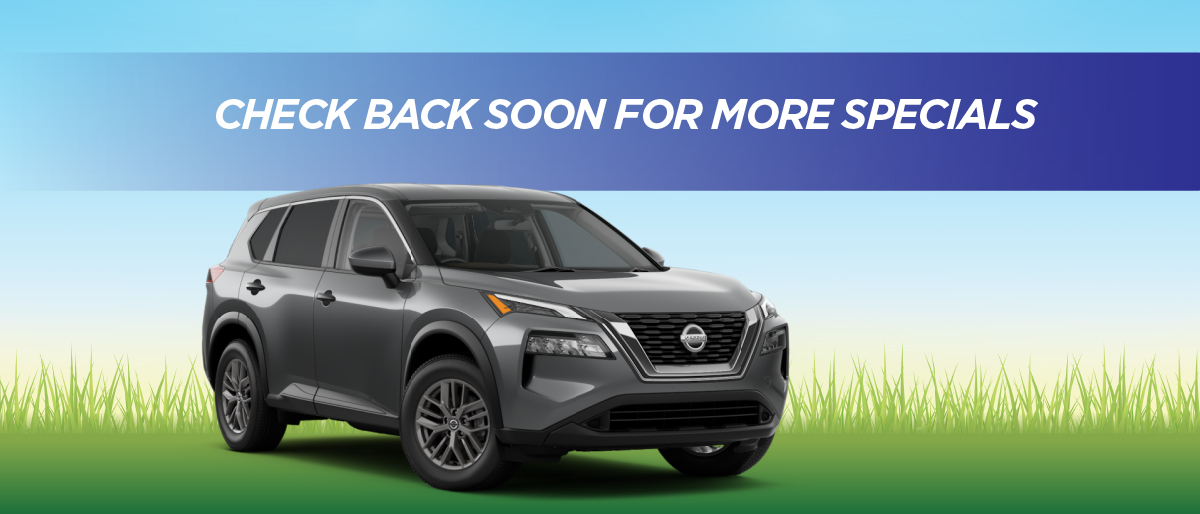 New 2021 Nissan Rogue S Lease for $159 per month for 36 months with $3995 down*Act Now