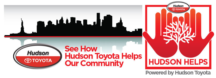 Delightful Hudson Toyota Is A Proud Supporter Of Jersey City And Its Surrounding  Areas. Itu0027s Our Goal To Help Improve Our Community Through Various Works  Such As ...