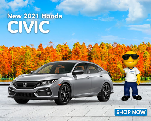 Click here for the Civic Offer.