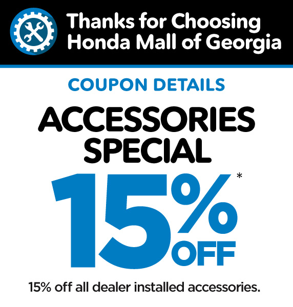 Accessories Special - 20% off