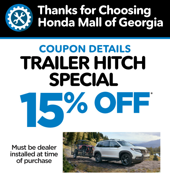 Trailer Hitch Special - 20% off