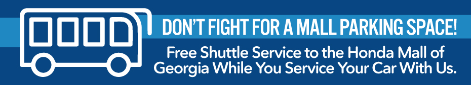Free Shuttle Service While You Service Your Car With Us