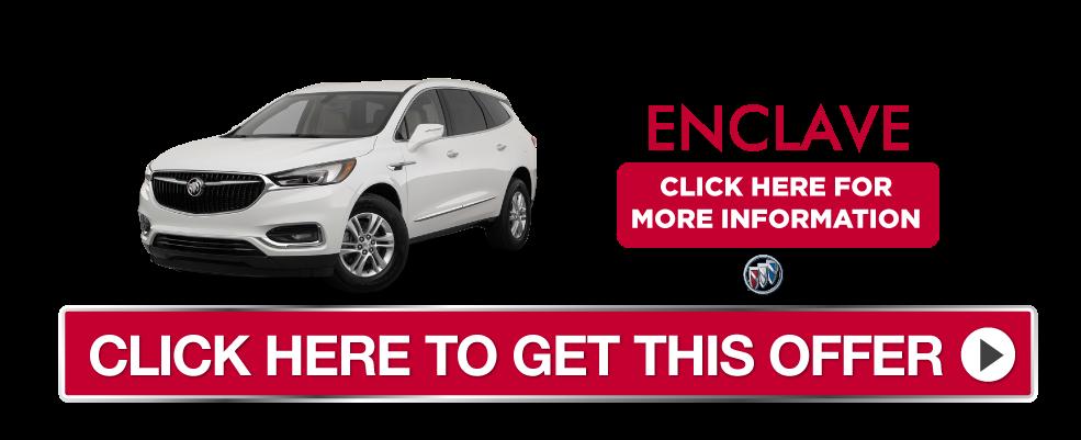 2017 Buick Enclave Special