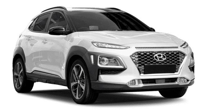 All New Hyundai Kona At Hub Hyundai Of Houston