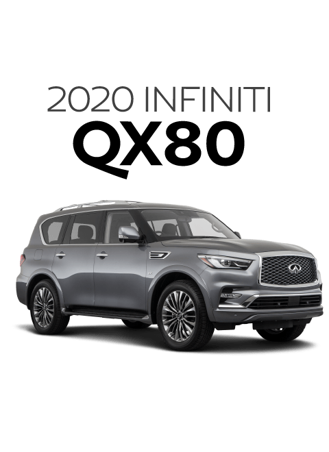 NEW INFINITI QX80