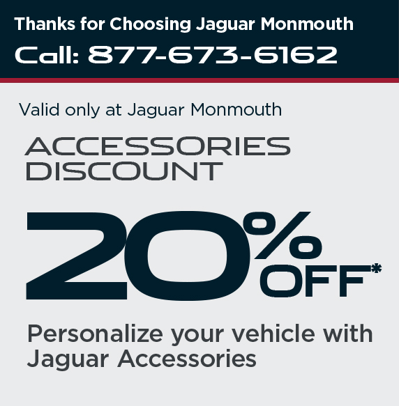 Acessories Discount 20% Off. Personalize your Vehicle with Land Rover accessories. Schedule Service