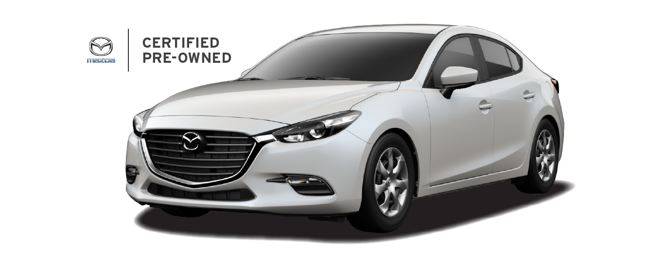 Mazda3 Certified Pre-Owned