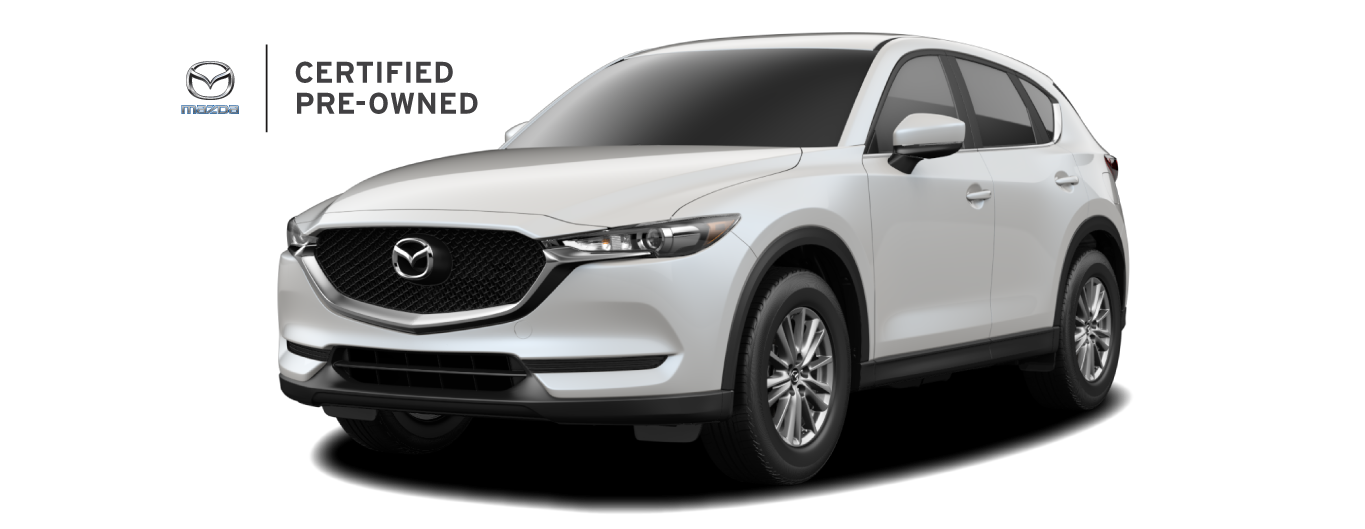 Mazda CX-5 Certified Pre-Owned
