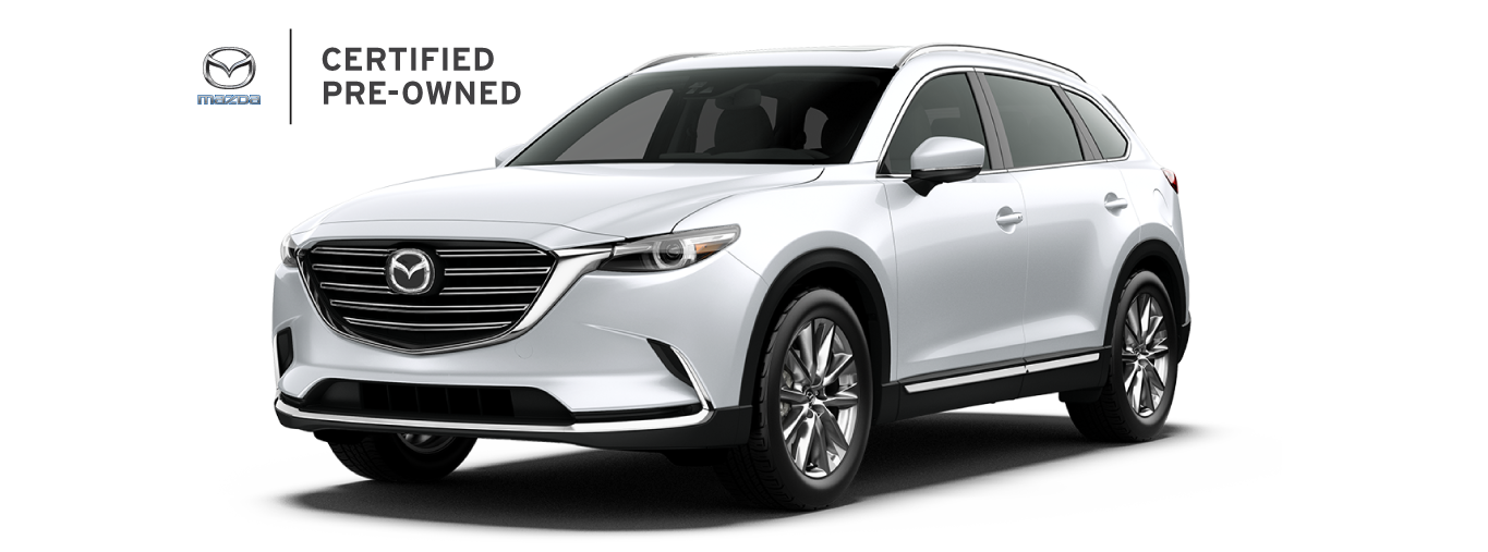Mazda CX-9 Certified Pre-Owned