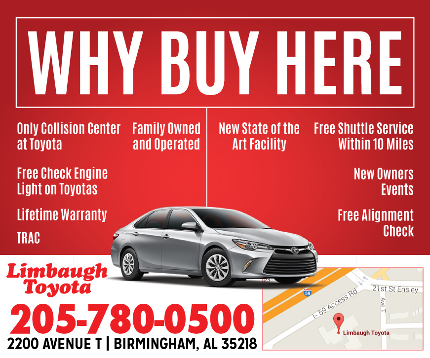 Why Buy at Limbaugh Toyota