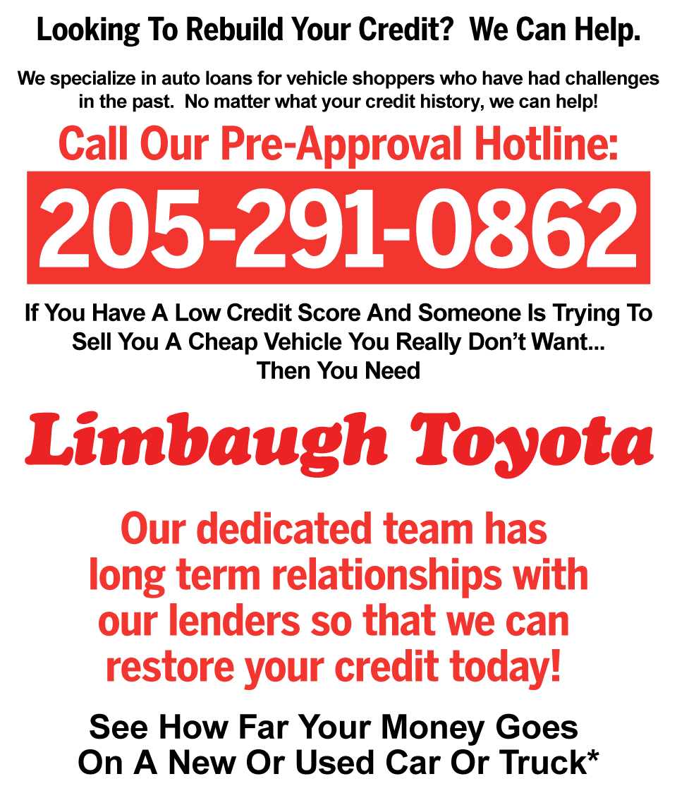 Low Credit Special Finance We Can Help
