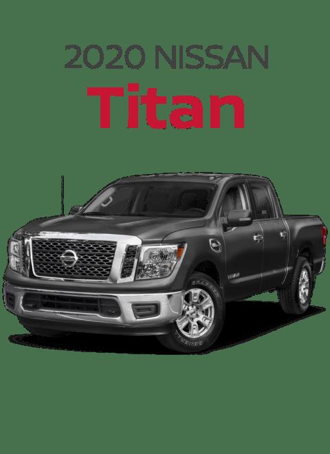 New Nissan Titan