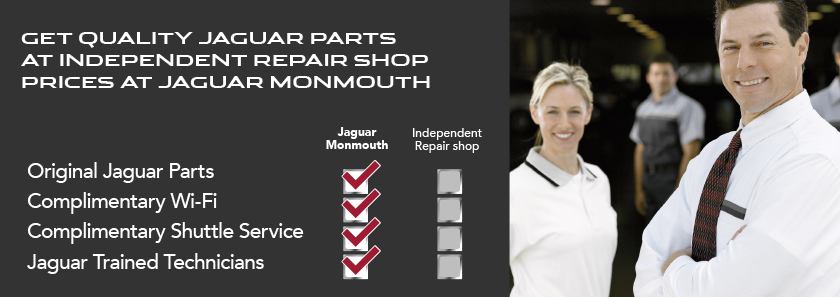 Get Quality Jaguar Parts Banner