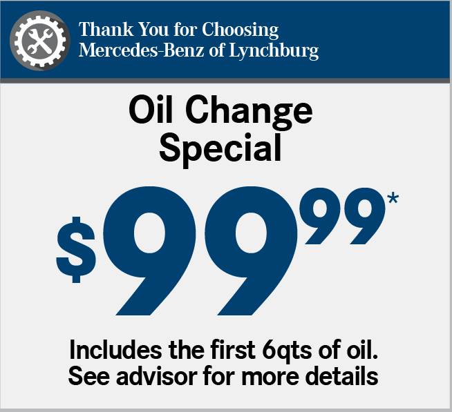 Thank You for Choosing Mercedes-Benz of Lynchburg. Accessories Special. 20% OFF*. Take 20% off our already lowregular accessories pricing.