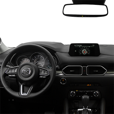 2018 Mazda CX-5 Steering Wheel