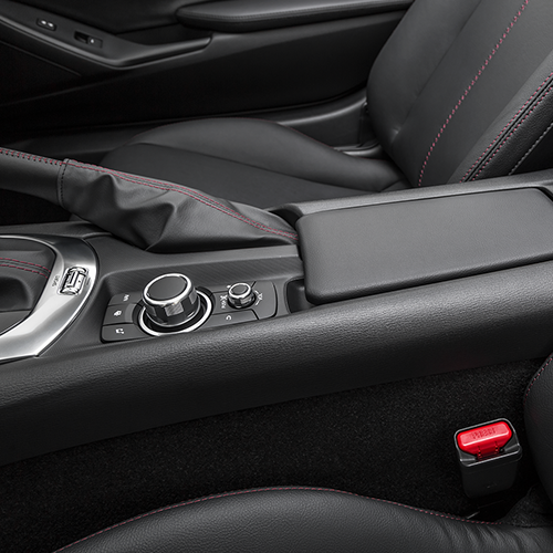 Mazda Miata MX-5 Center Console