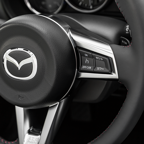 2019 MX-5 Miata Safety Features