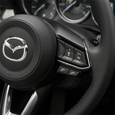 2018 Mazda Mazda6 Safety Features