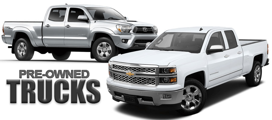 Pre-Owned Truck Specials in Pelham, AL