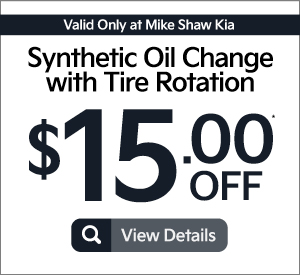 Conventional Oil & Filter Change Special - $31.88 plus tax - Click to View Details