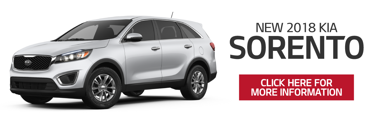 Sorento Special - Click Here to Take Advantage of this Offer