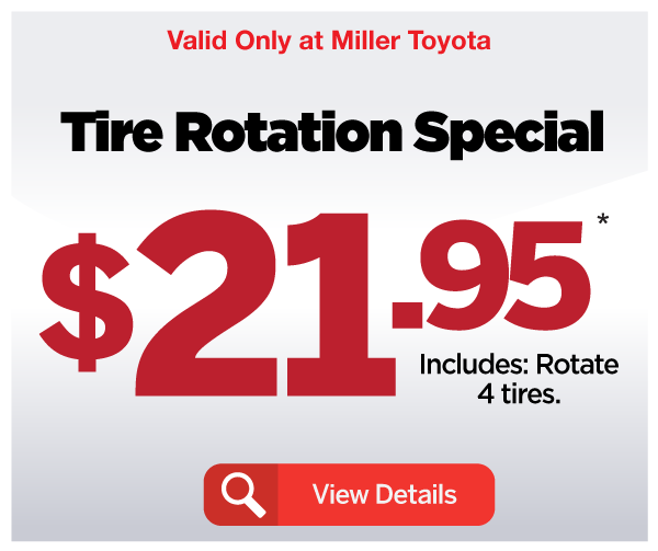 photograph relating to Toyota Service Coupons Printable named Toyota Company Deals Within just Manas, VA Miller Toyota