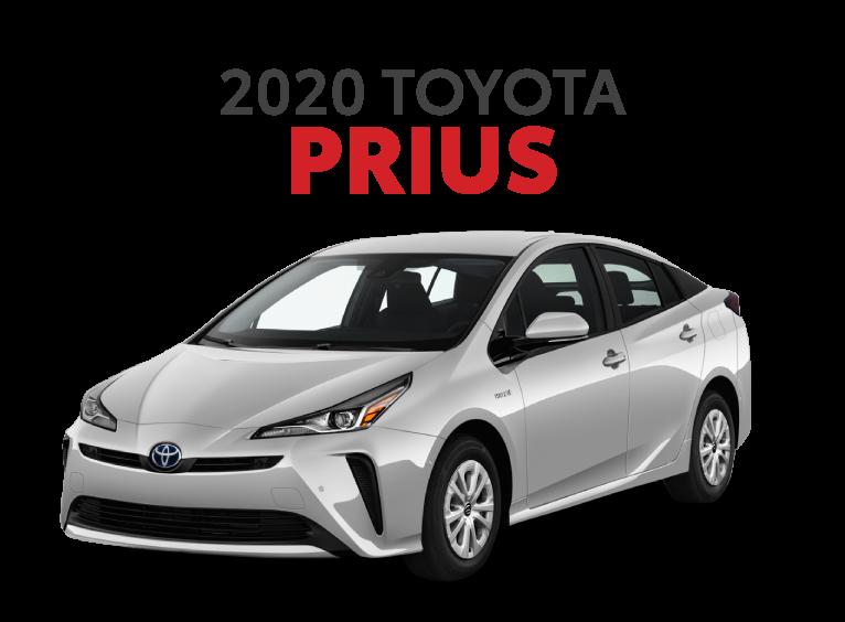 Prius at Miller Toyota