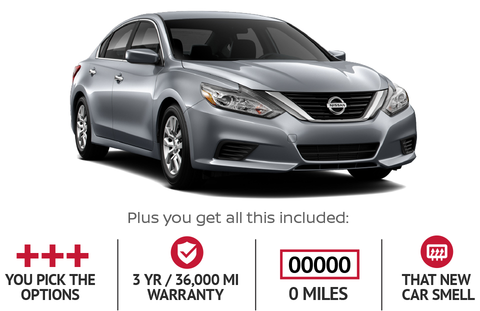 Used Altima Specials at Nissan of San Marcos, TX